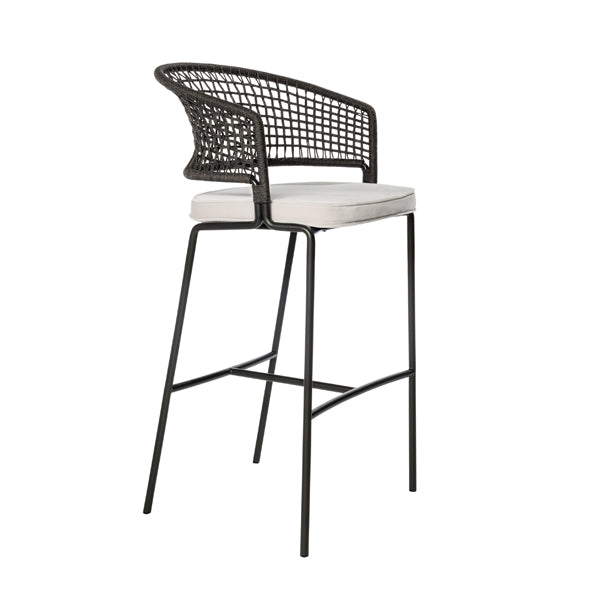 Outdoor Wicker Bar Set - Vank