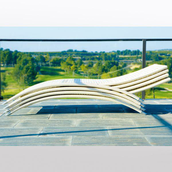 Outdoor Furniture - Sun Lounger - Stack