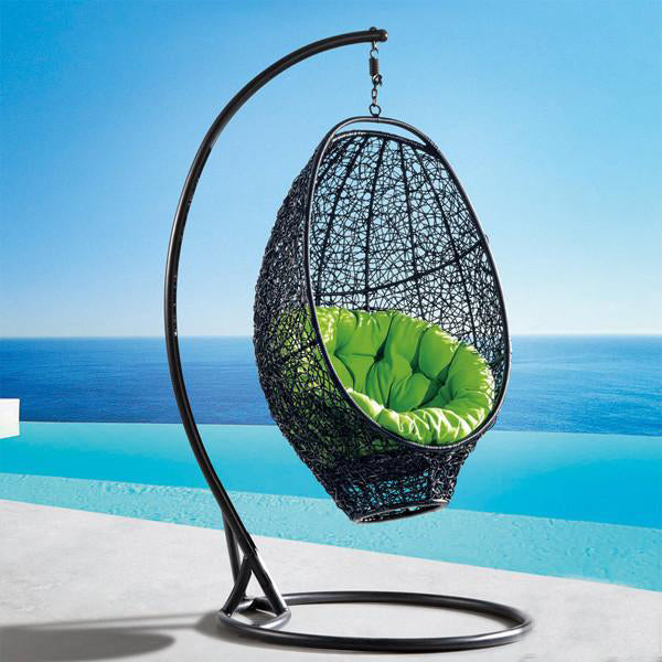 Outdoor Furniture- Swing with Stand - Nirvana