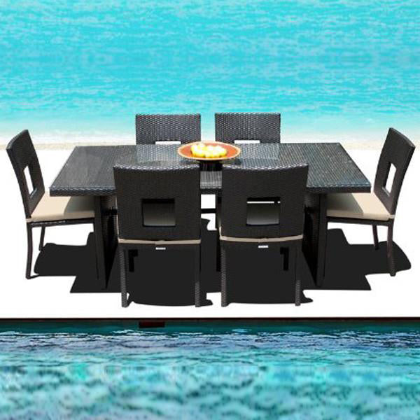 Outdoor Furniture - Dining Set - Marine