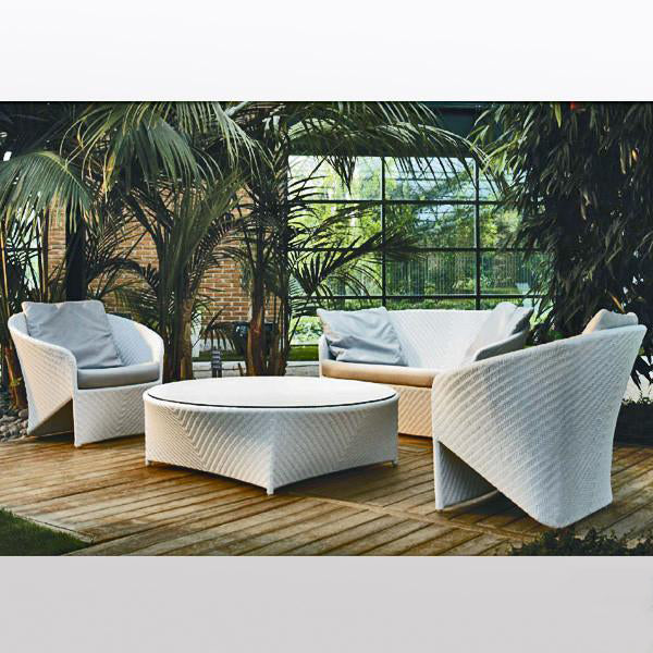 Outdoor Furniture - Wicker Sofa - Arctic