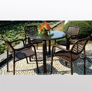 Outdoor Furniture - Wicker Garden Set - Beach