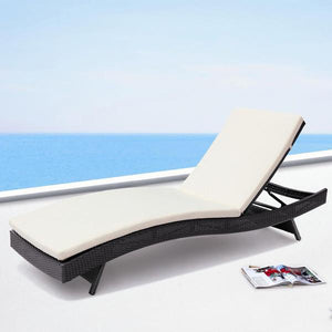 Outdoor Furniture - Sun Lounger - KnockDown