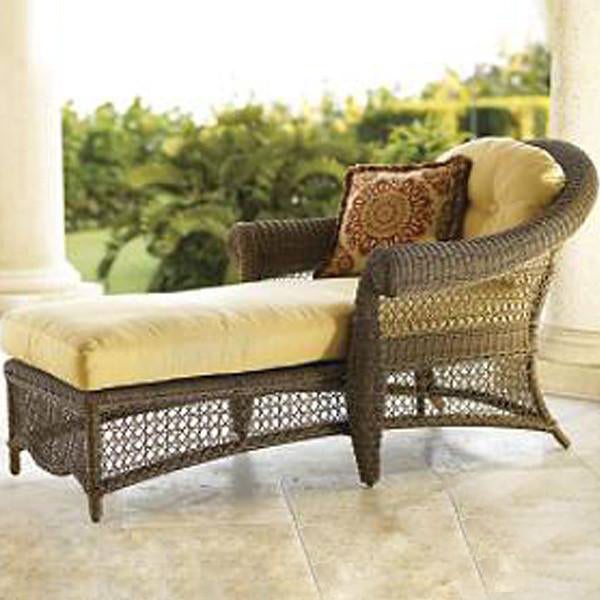 Outdoor Furniture - Sun Lounger - Vintage