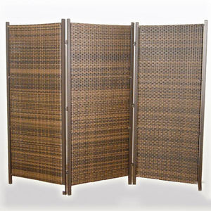 Outdoor Furniture - Wicker Partition - Pristine