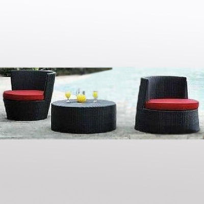 Outdoor Wicker Garden Set - Attract