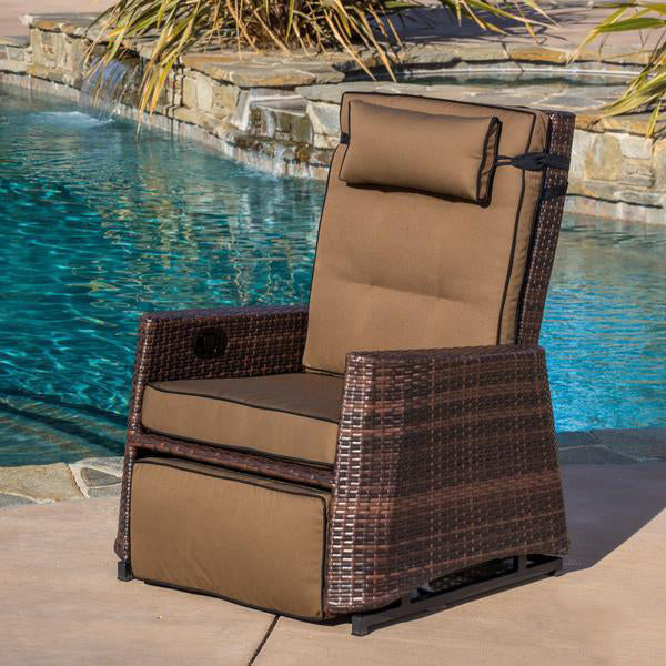 Outdoor Wicker - Recliners - Dynamic