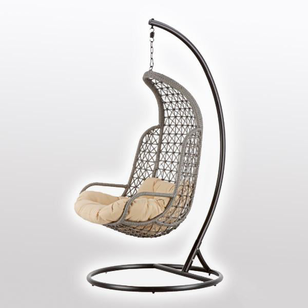 Outdoor Wicker Swing - Sport