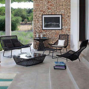 Outdoor Furniture - Wicker Sofa - Anchor