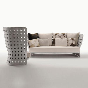 Outdoor Furniture - Wicker Sofa - Canasta