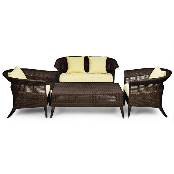 Outdoor Wicker Sofa - Bejewel