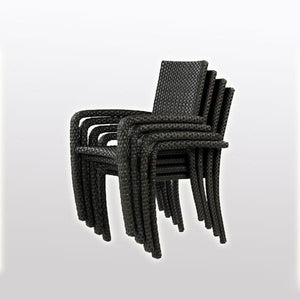 Outdoor Wicker Garden Chairs Spartan #209