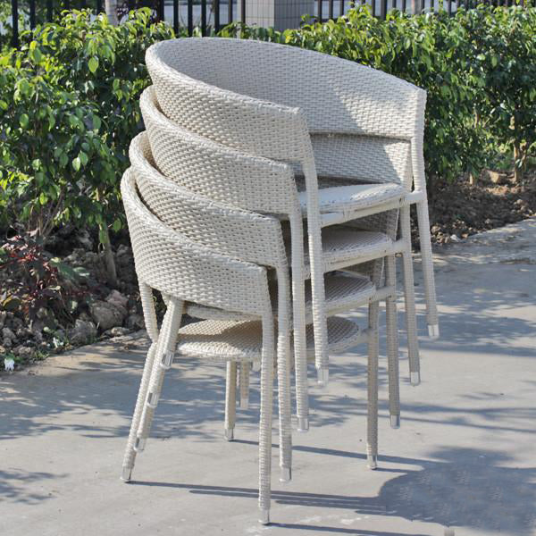 Outdoor Furniture - Wicker Garden Chairs Spartan#91