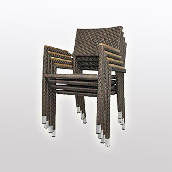 Outdoor Wicker Garden Chairs Spartan#95