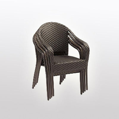 Outdoor Wicker Garden Chairs Spartan#97
