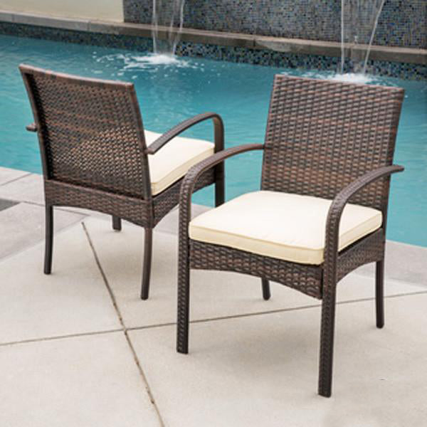 Outdoor Wicker Garden Chairs Spartan#94