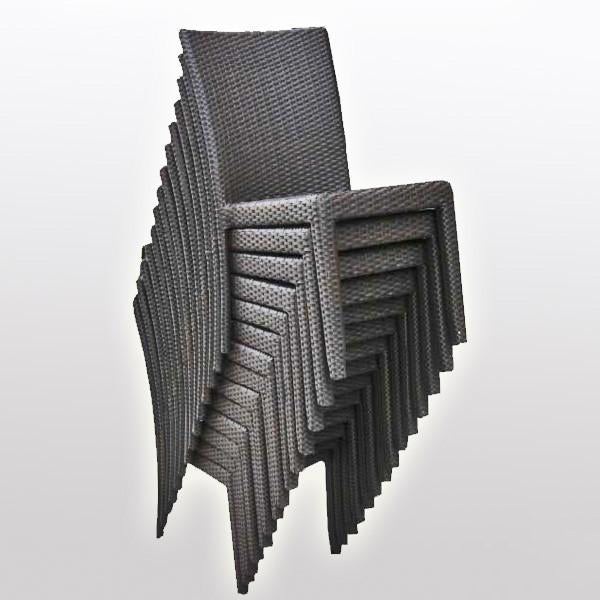 Outdoor Wicker Garden Chairs Spartan#99