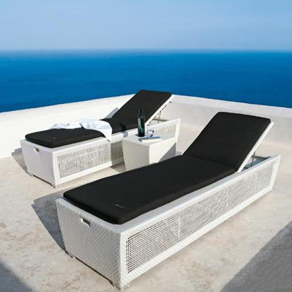 Outdoor Furniture - Sun Lounger - Hanover