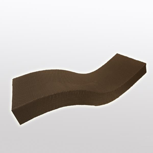 Outdoor Furniture - Sun Lounger - Umber