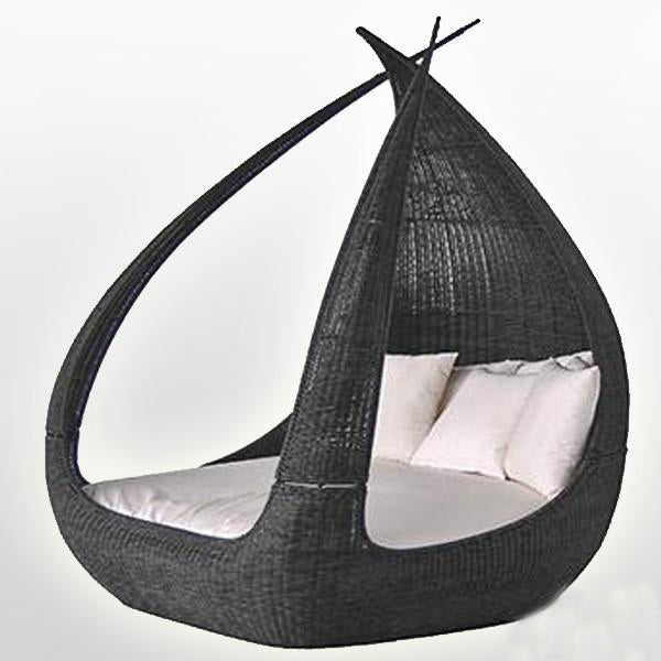 Outdoor wicker - Canopy Bed - Excite