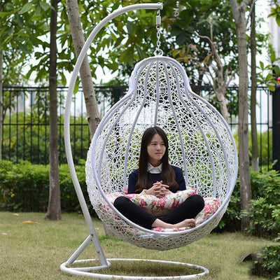 Outdoor Wicker - Swing With Stand - Westerly