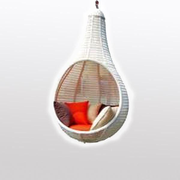 Outdoor Wicker - Swing Without Stand - Nest