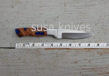 Load image into Gallery viewer, Custom Handmade Damascus Steel Skinner Knive - SUSA KNIVES