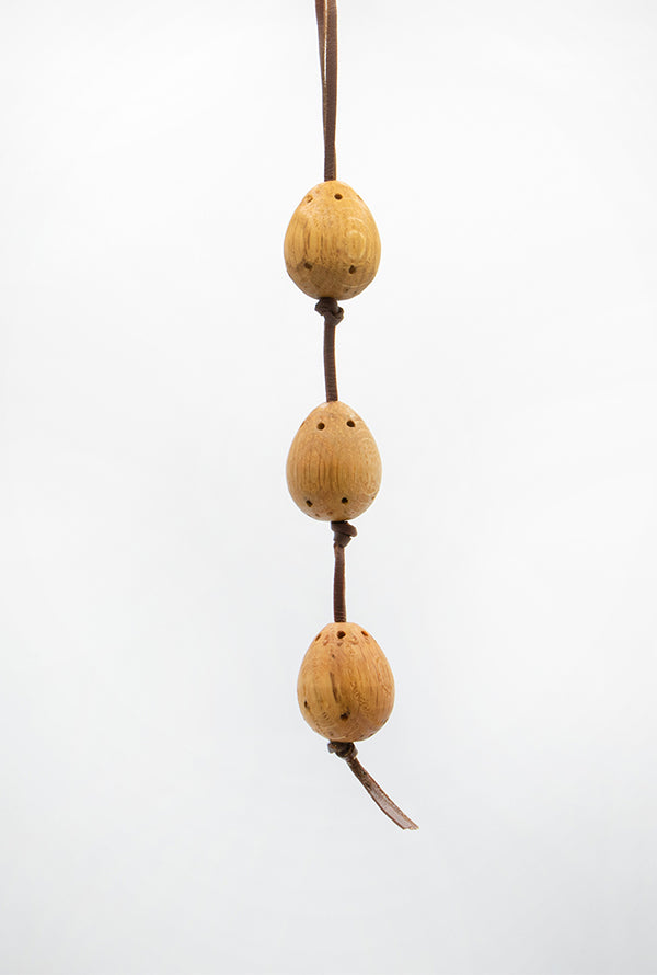 Triple Wood Suspended Purifier