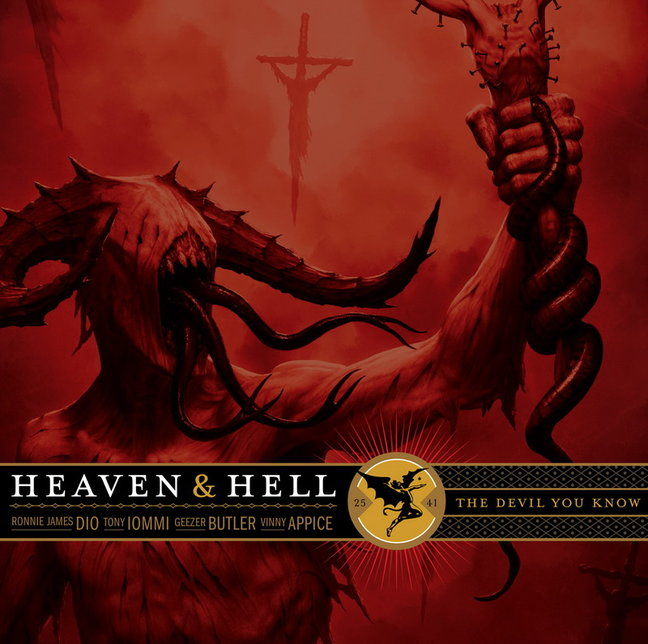 Black Sabbath (Heaven And Hell) - Devil You Know, The - CD - New