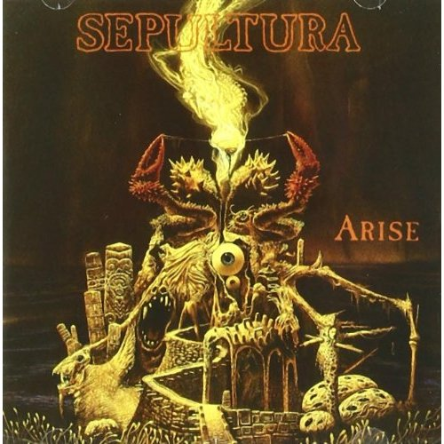 Sepultura - Arise (rem. w. 4 bonus tracks) - CD - New