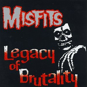 Misfits - Legacy Of Brutality - Vinyl - New