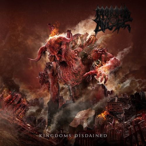Morbid Angel - Kingdoms Disdained (180g gatefold) - Vinyl - New