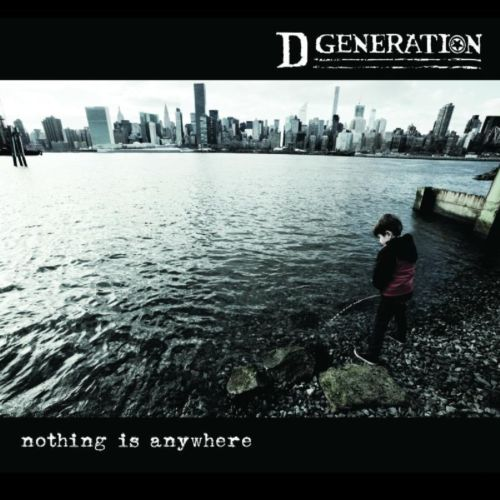D Generation - Nothing Is Anywhere - CD - New