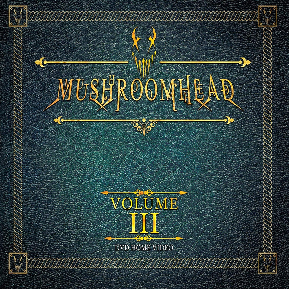Mushroomhead - Volume III (R1) - DVD - Music