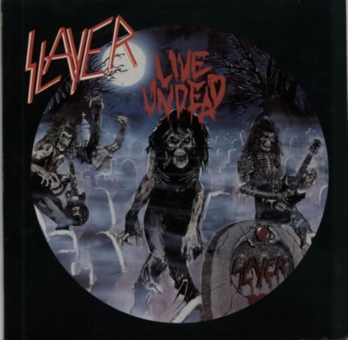 Slayer - Live Undead - CD - New
