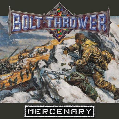 Bolt Thrower - Mercenary (180g gatefold ) - Vinyl - New
