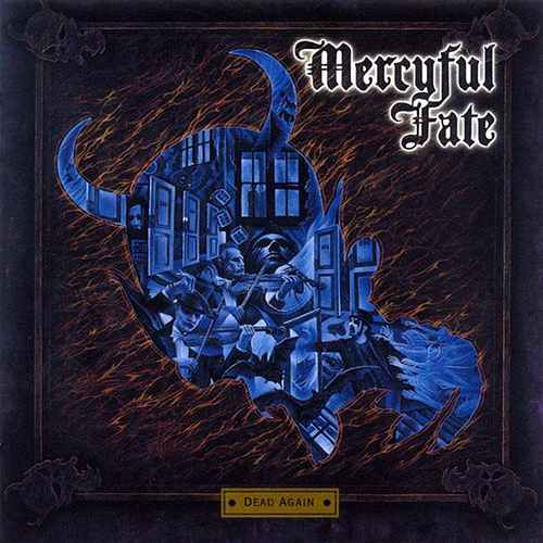 Mercyful Fate - Dead Again - CD - New