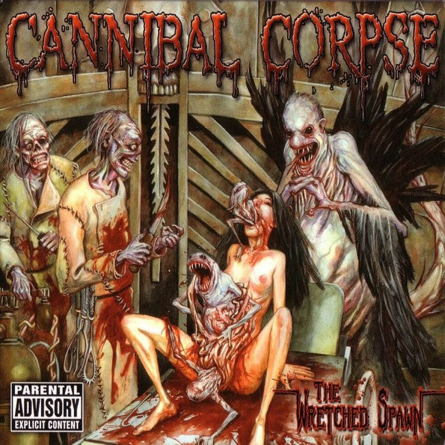 Cannibal Corpse - Wretched Spawn, The - CD - New