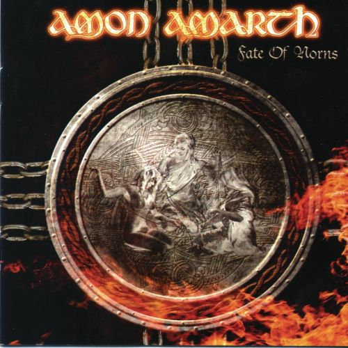 Amon Amarth - Fate Of Norns - CD - New