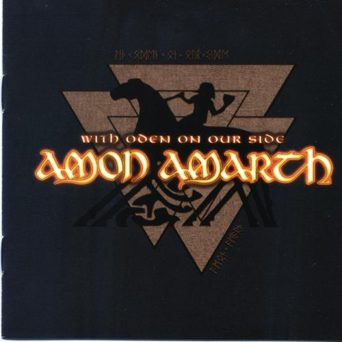 Amon Amarth - With Oden On Our Side - CD - New