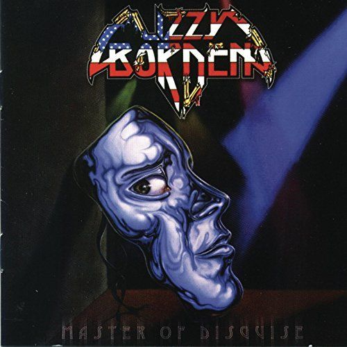 Lizzy Borden - Master Of Disguise (25th Ann. Ed. CD/2DVD) - CD - New