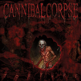 Cannibal Corpse - Torture - CD - New