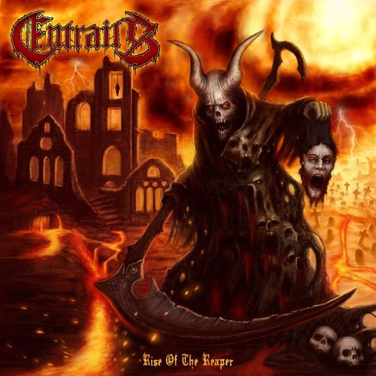 Entrails - Rise Of The Reaper - CD - New