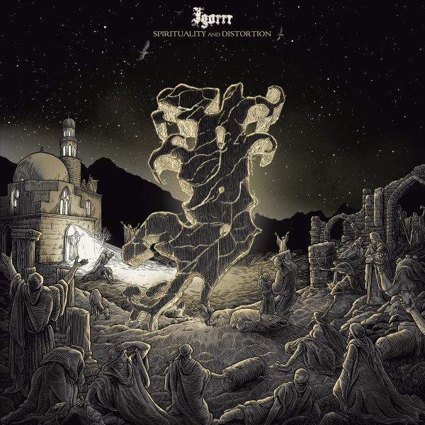 Igorrr - Spirituality And Distortion - CD - New