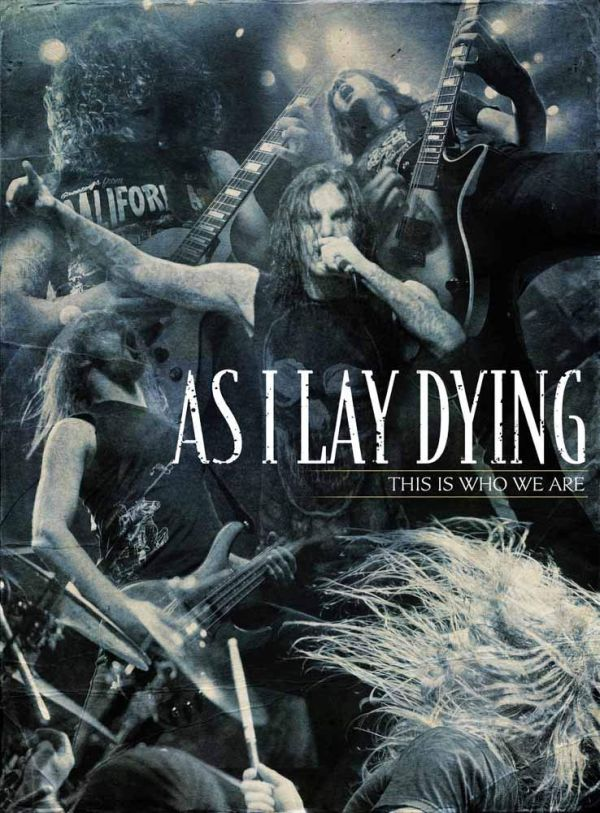 As I Lay Dying - This Is Who We Are (3DVD) (R1) - DVD - Music