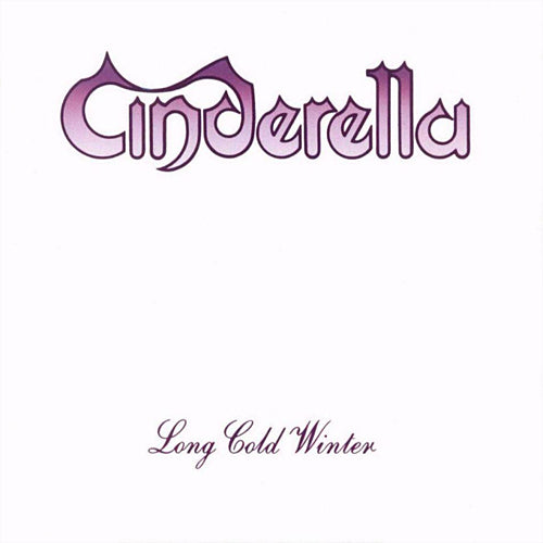 Cinderella - Long Cold Winter - CD - New