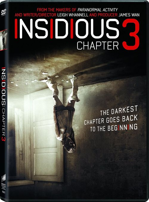 Insidious - Chapter 3 (2015) (R1) - Whannell, Leigh - DVD - Movie
