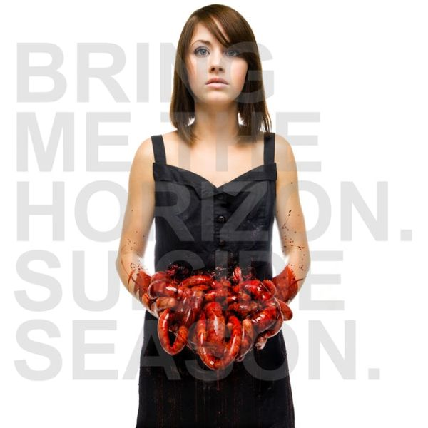 Bring Me The Horizon - Suicide Season (Ltd. Ed. Transparent Orange Vinyl) - Vinyl - New