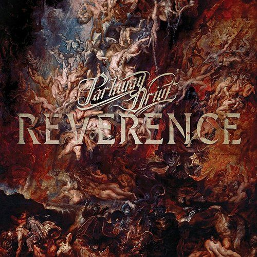 Parkway Drive - Reverence (Ltd. Ed. Grey/Black Vinyl - gatefold) - Vinyl - New