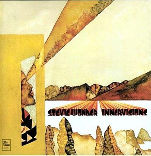 Wonder, Stevie - Innervisions (180g European Pressing with download voucher) - Vinyl - New